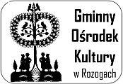 Logo Gminnego Ośrodka Kultury w Rozogach